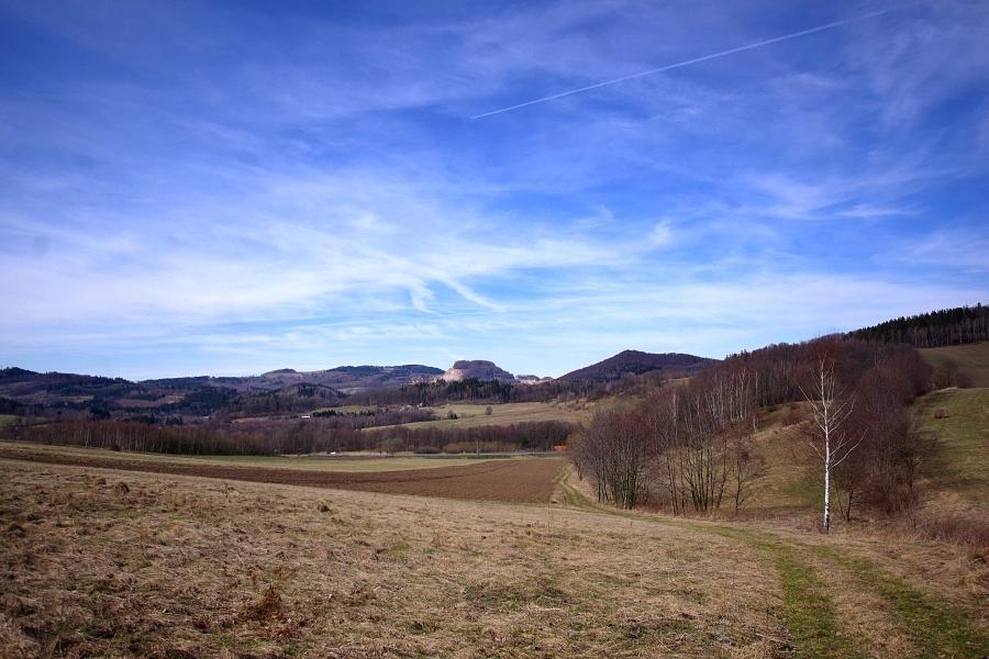Przedwiośnie w Górach i na Pogórzu Kaczawskim 2019