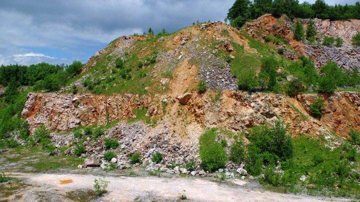 Kamieniołom Mysłów-Sobocin