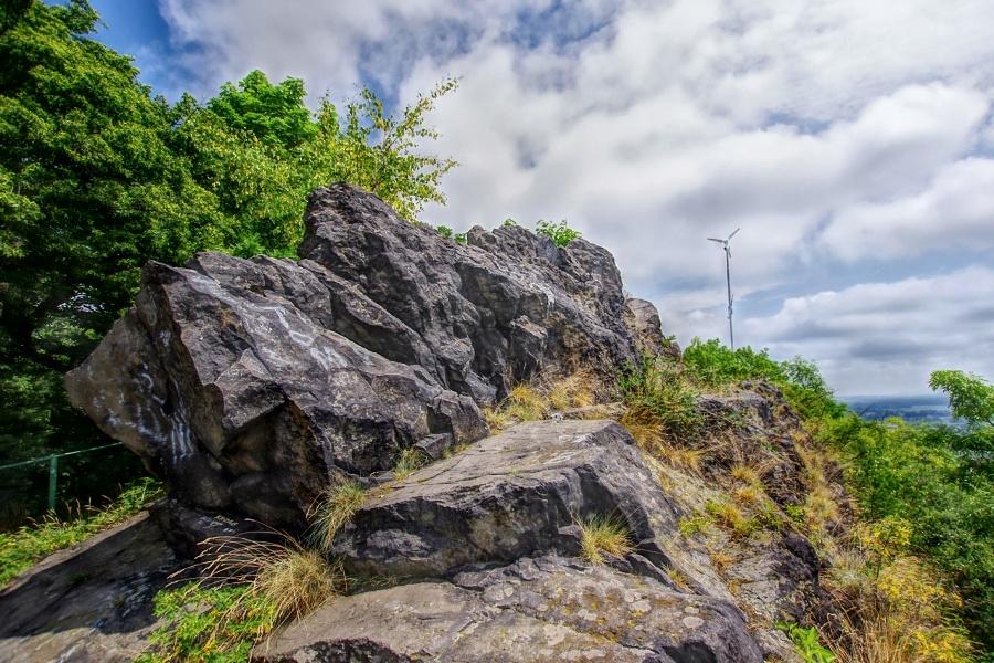 Krzyżowa Góra koło Strzegomia